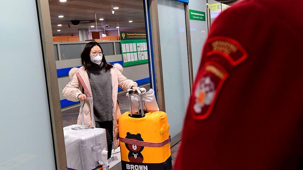 Coronavirus de Wuhan: Rusia anuncia los dos primeros casos de coronavirus y suspende parcialmente los vuelos a China