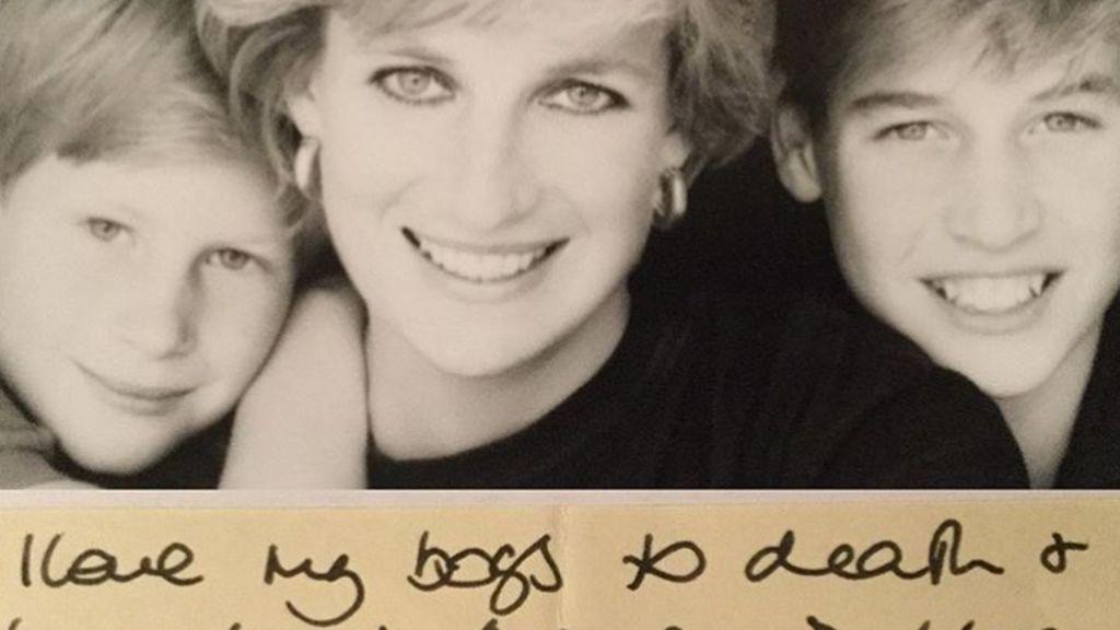 Desvelan una carta inédita de Ladi Dy dedicada a sus hijos
