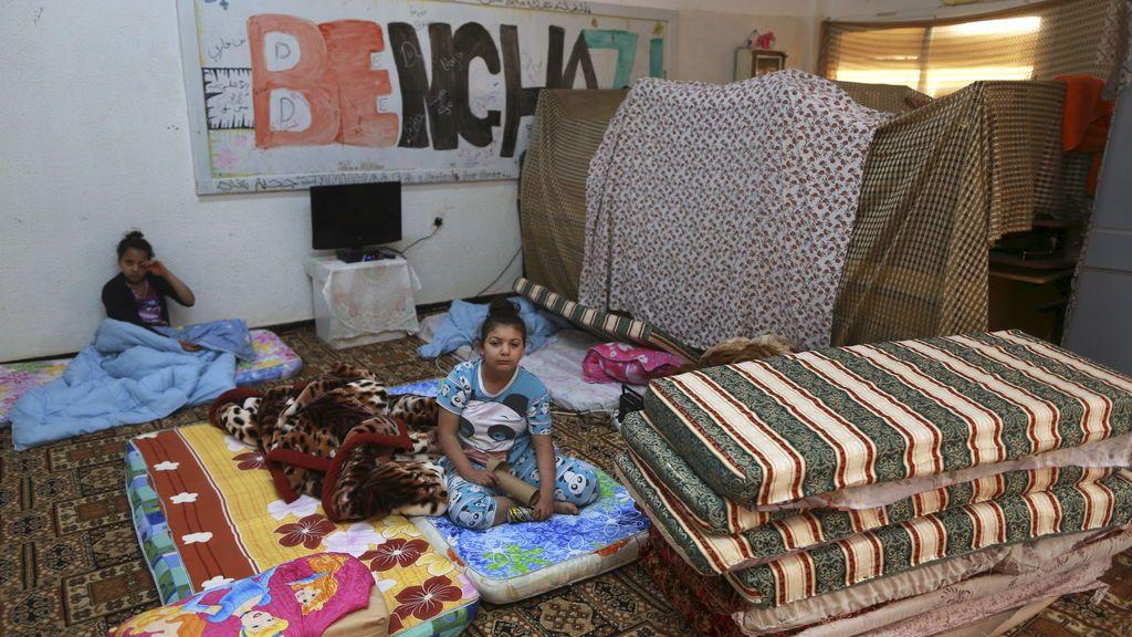 ACNUR cierra su centro de acogida en Libia