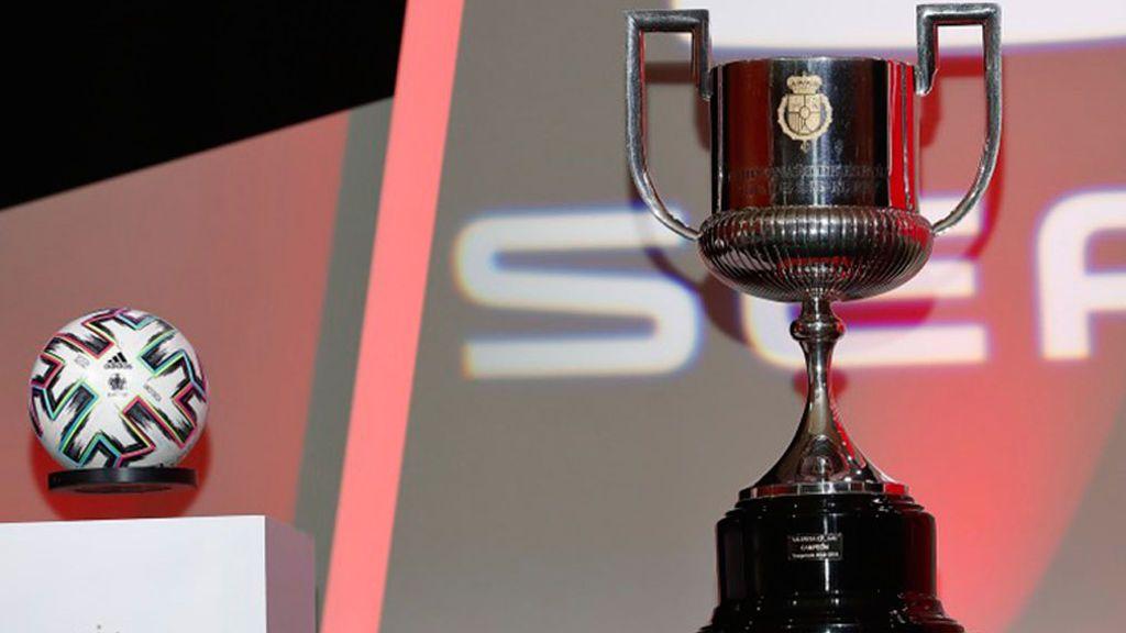 Sigue el sorteo de los cuartos de final de la Copa del Rey hoy a las 13.00 horas