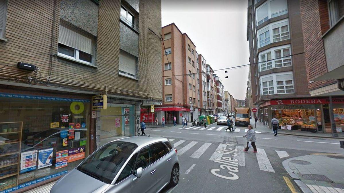Detenida una mujer de 42 años por agredir a su madre en Gijón