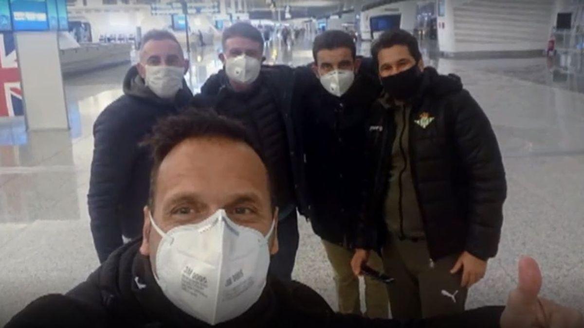 """Los repatriados españoles desde ciudad de Wuhan """"están todos bien"""""""