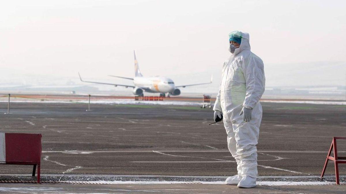 Alerta por coronavirus: EEUU prohíbe la entrada de personas que hayan estado en China en las últimas semanas