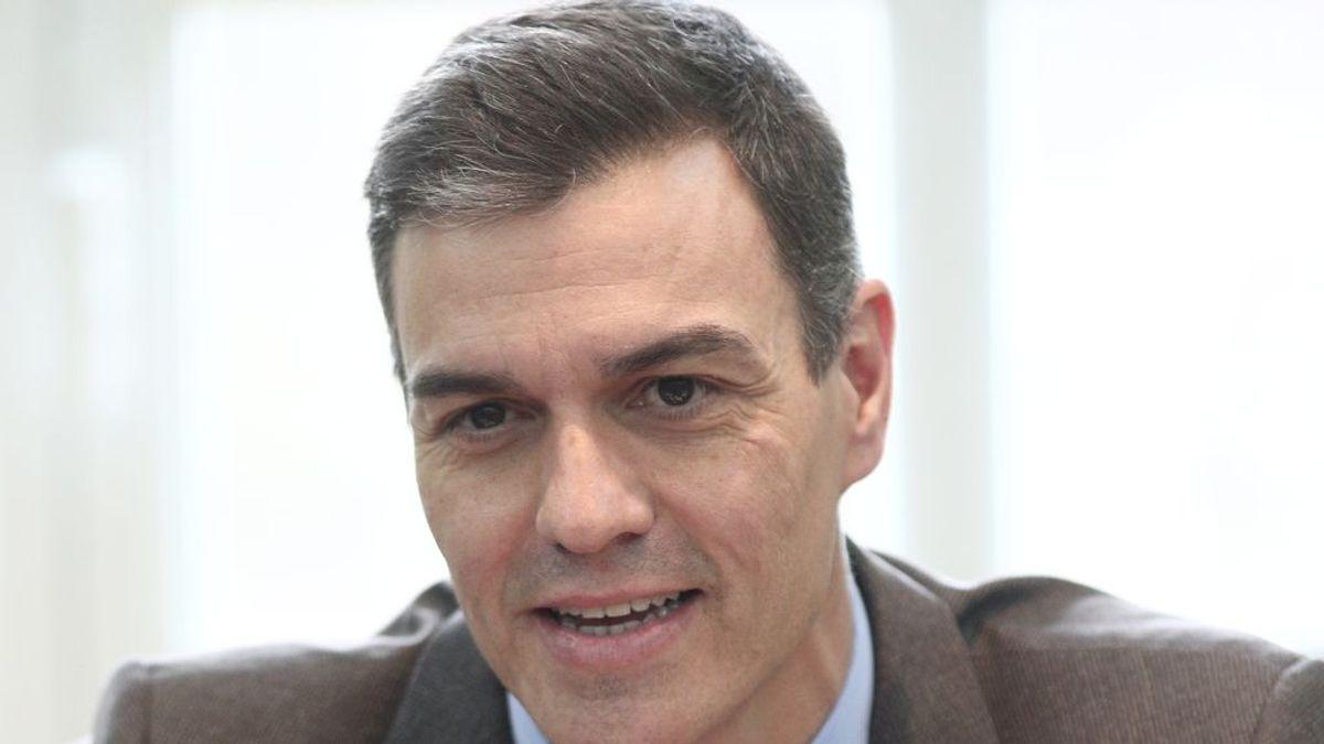 """""""España tiene un sistema sanitario fuerte"""": las palabras de Sánchez tras el primer caso de coronavirus"""