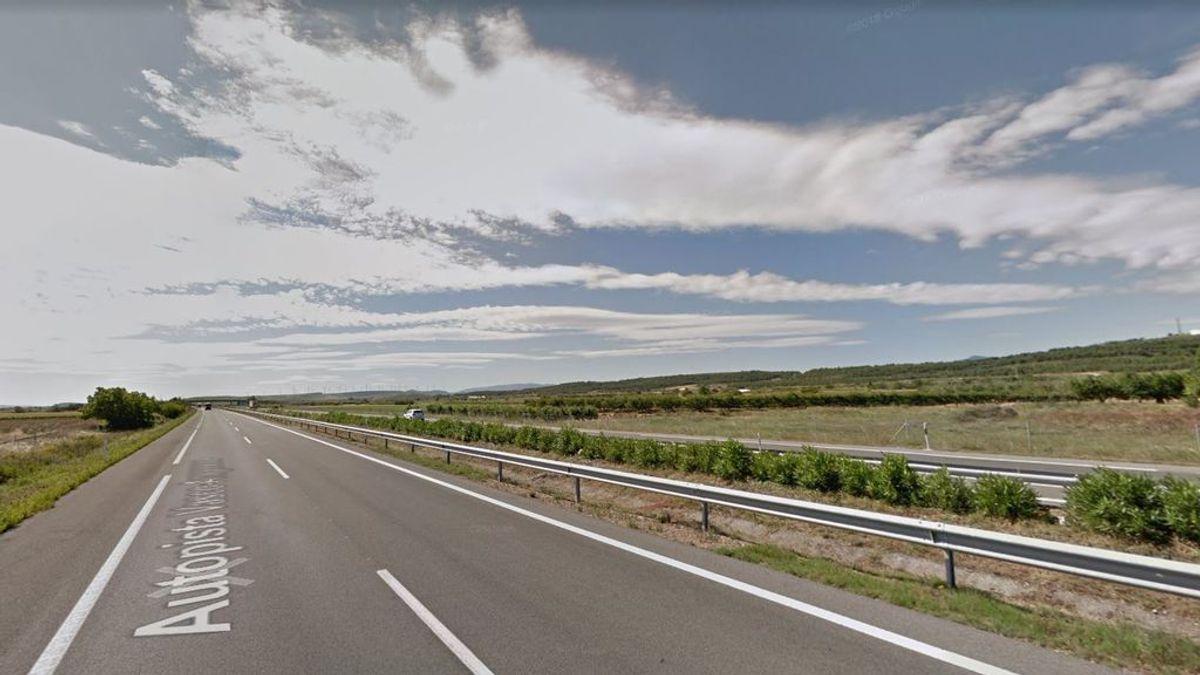 Muere un bombero en la AP-68 tras sufrir un atropello mientras extinguía el fuego de un vehículo en Logroño