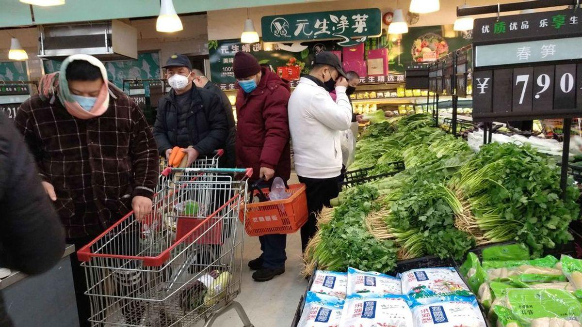 El número de infectados por el coronavirus de Wuhan podría superar los 75.000, según un estudio de The Lancet