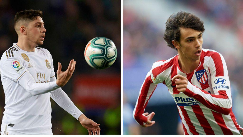 Real Madrid y Atlético buscan la victoria en el segundo derbi del año