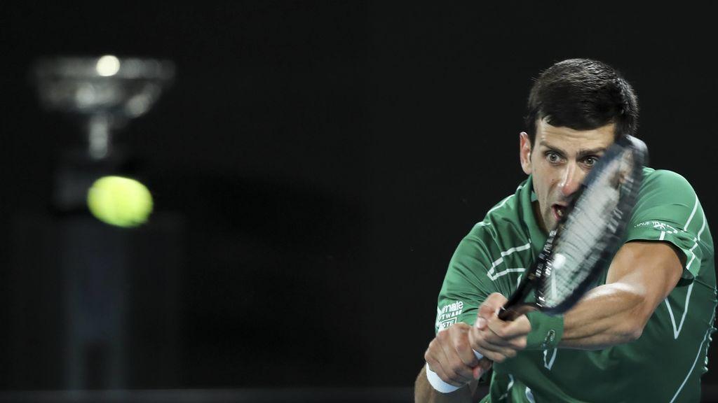 Djokovic arrebata el número uno de la ATP a Rafa Nadal tras ganar el Open de Australia