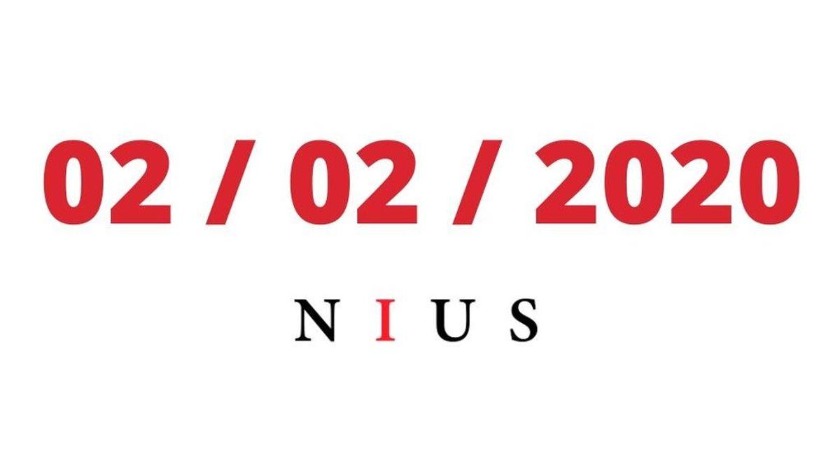 Curisidades del 02/02/2020: la primera fecha capicúa en casi mil años