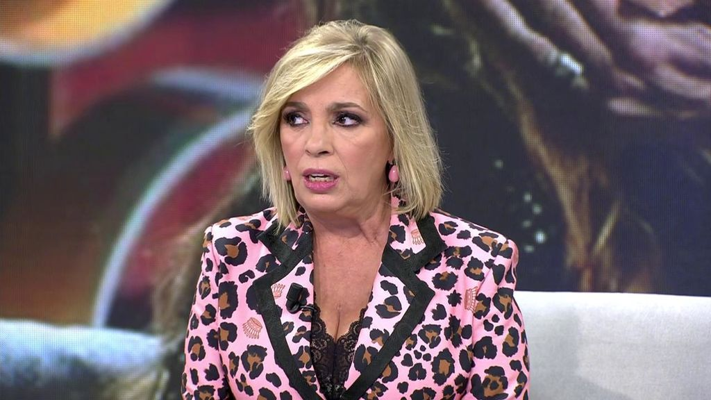 Carmen Borrego pide disculpas