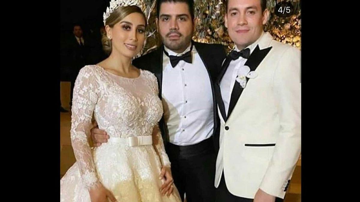 Lujo, coches blindados, armas y actuaciones en directo: la hija de 'el Chapo' Guzmán se casa en Culiacán