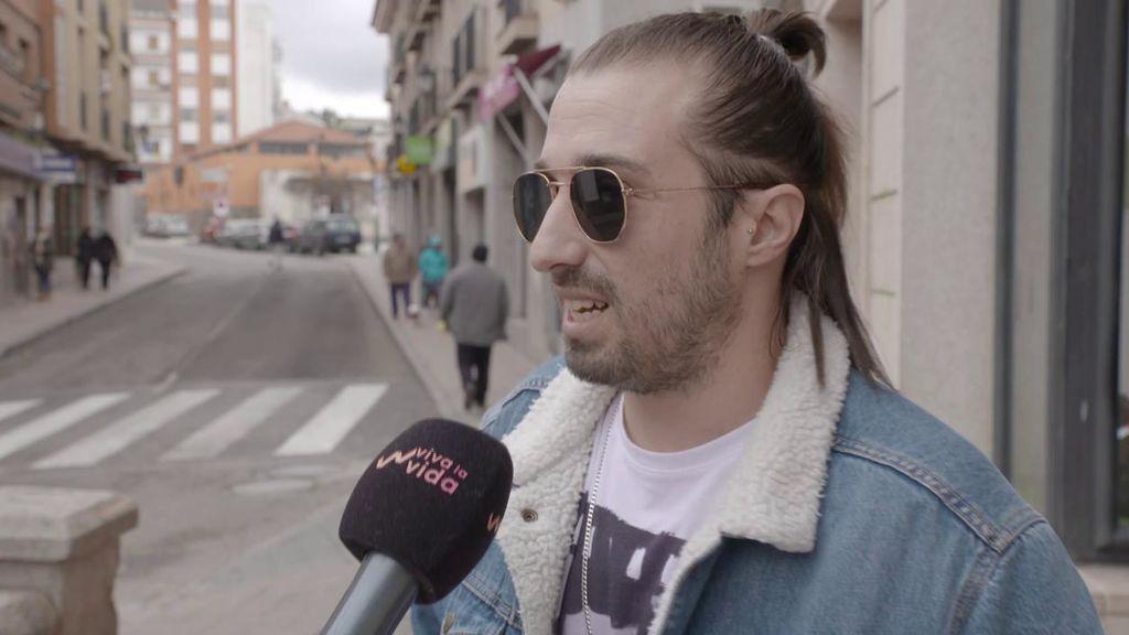 """Luca, amigo de Christofer: """"Puede llegar a parecer tonto, pero cuando uno ama es lo que hay"""""""