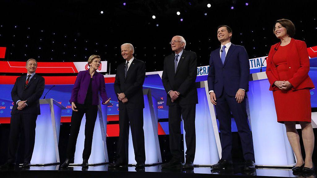 Los demócratas comienzan a elegir a su candidato para enfrentarse a Trump