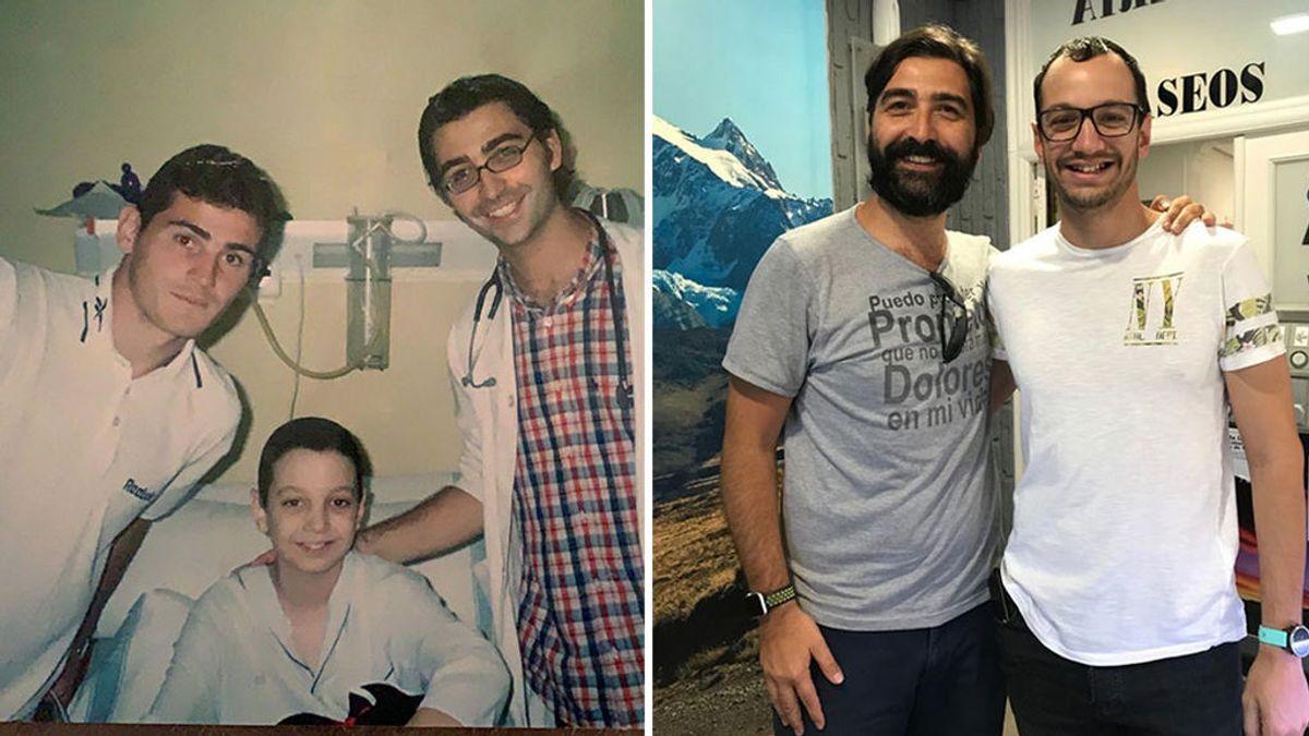 El rostro de los niños con cáncer: Arturo, con 10 años, lo miró a los ojos, vio la muerte cerca, pero venció