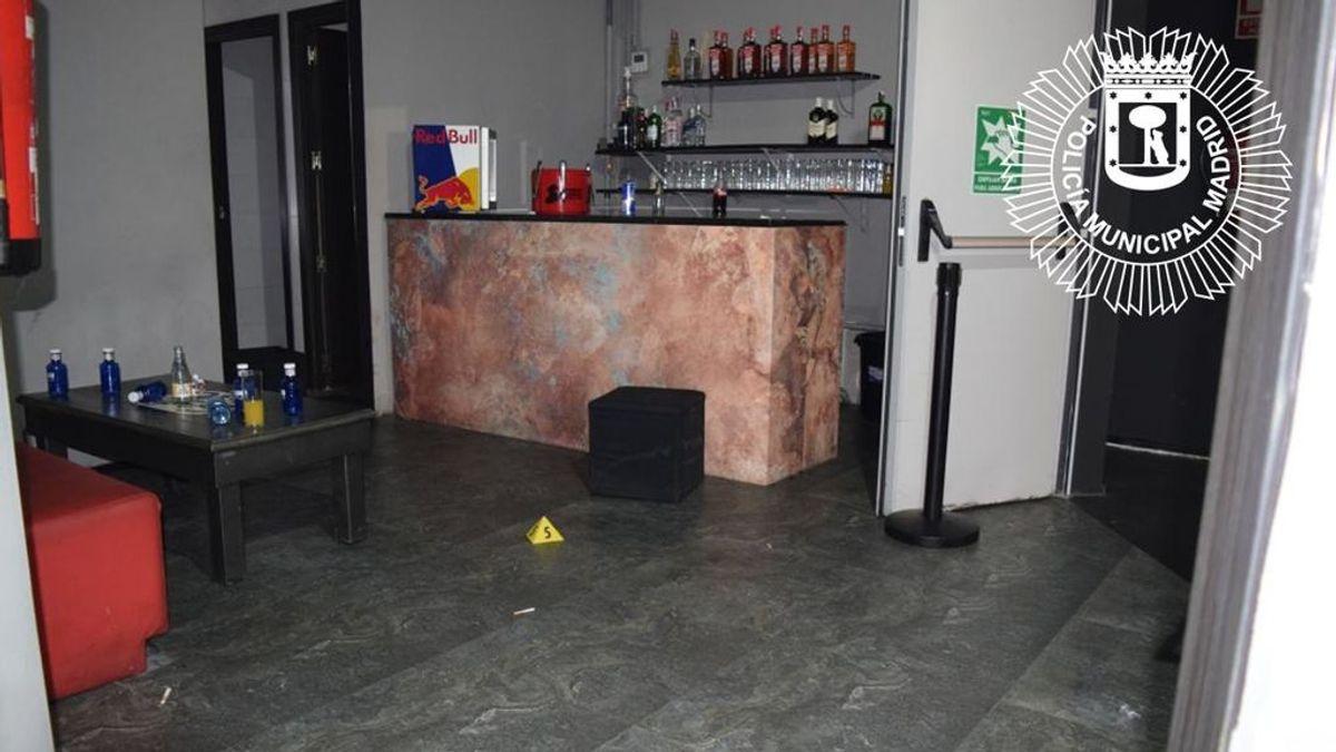 Rescatan a 60 personas atrapadas en una discoteca ilegal en Vallecas que gritaban pidiendo auxilio