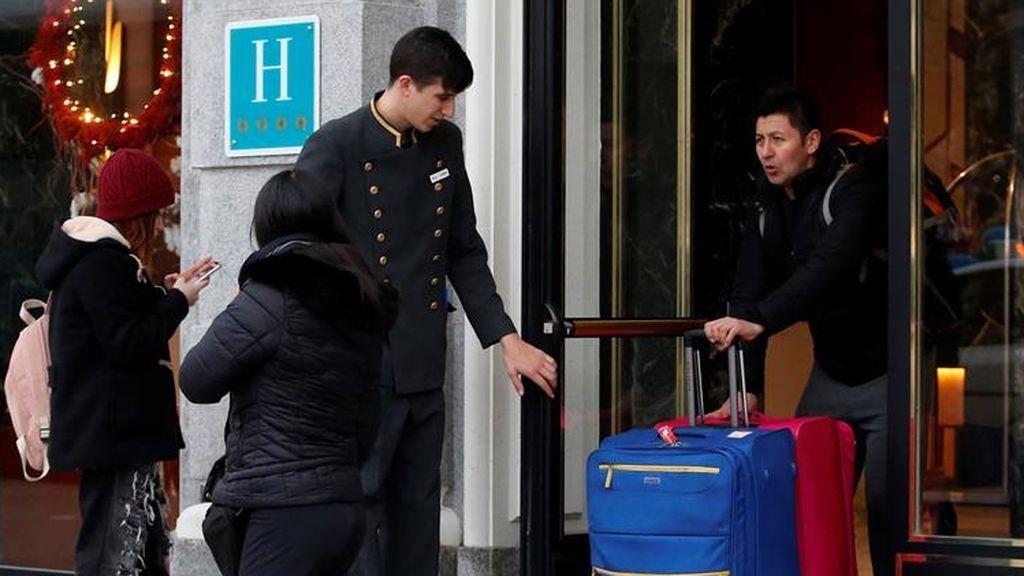 España consigue un nuevo récord de turistas extranjeros con 83,7 millones en 2019