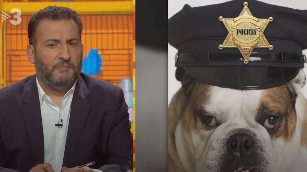 Fiscalía denuncia por injurias a Toni Soler por un gag que comparaba a los Mossos con perros