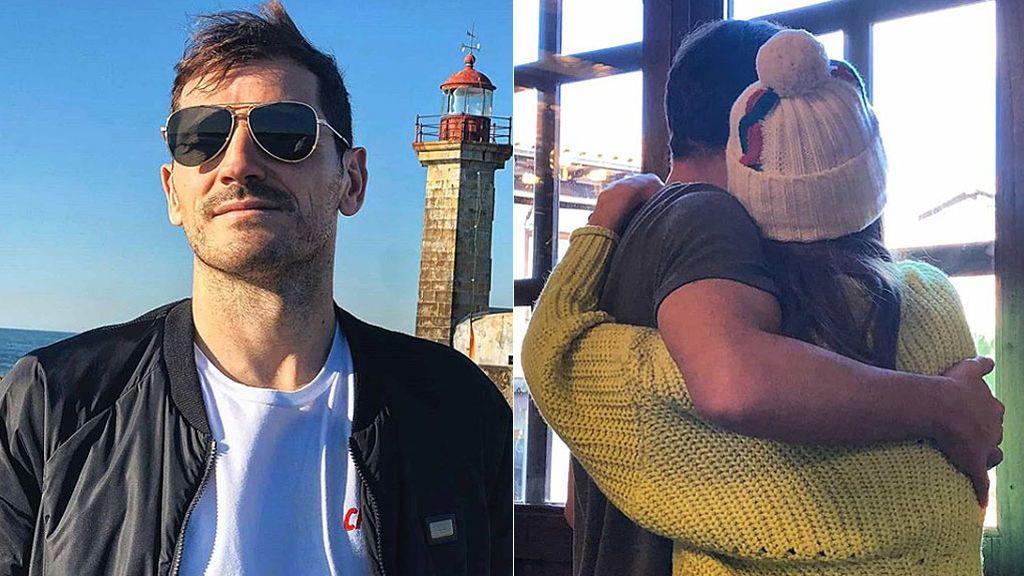 """La felicitación de Iker Casillas a Sara Carbonero por su 36 cumpleaños: """"Parabens"""""""