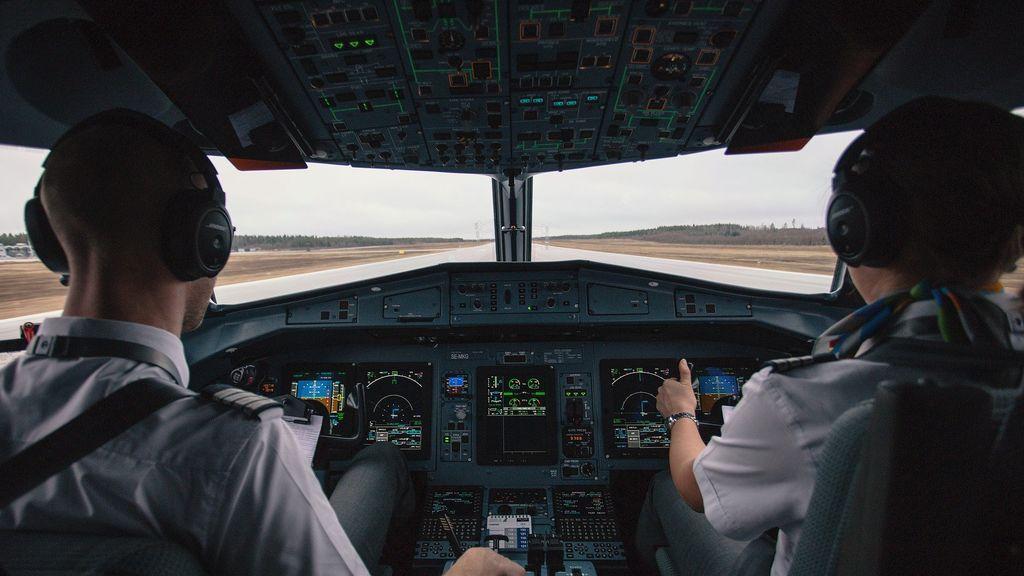 Ante una situación de emergencia, estos son los procedimientos que debe seguir un piloto