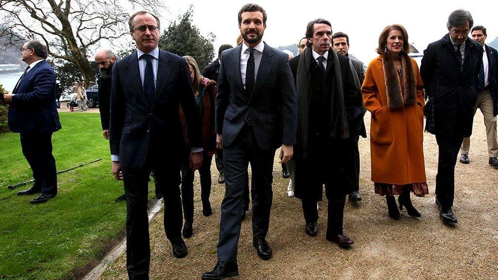 Casado y su negociación con Arrimadas: Feijóo es intocable y Alonso queda en el aire