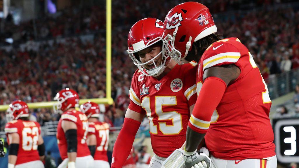 Los Chiefs, guiados por Mahones, campeones de la SuperBowl ante los San Francisco 49ers
