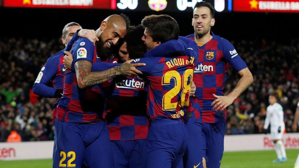 Dos futbolistas del Barça se encaran tras un entrenamiento: tensión y nervios dentro del vestuario culé