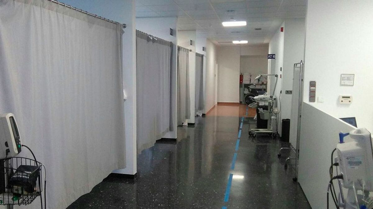 Detectan un posible caso de coronavirus en el hospital de Txagorritxu en Vitoria