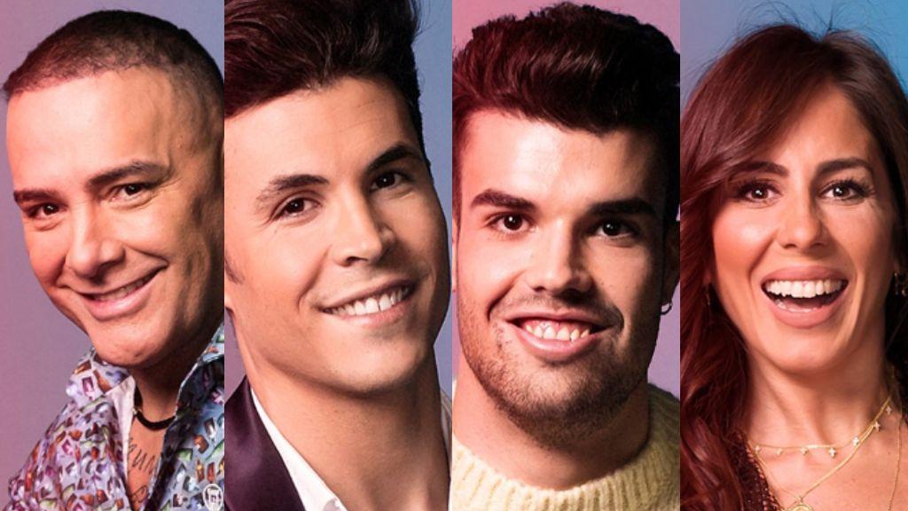 Dinio, Kiko, Pol y Anabel, nuevos nominados de 'El tiempo del descuento'