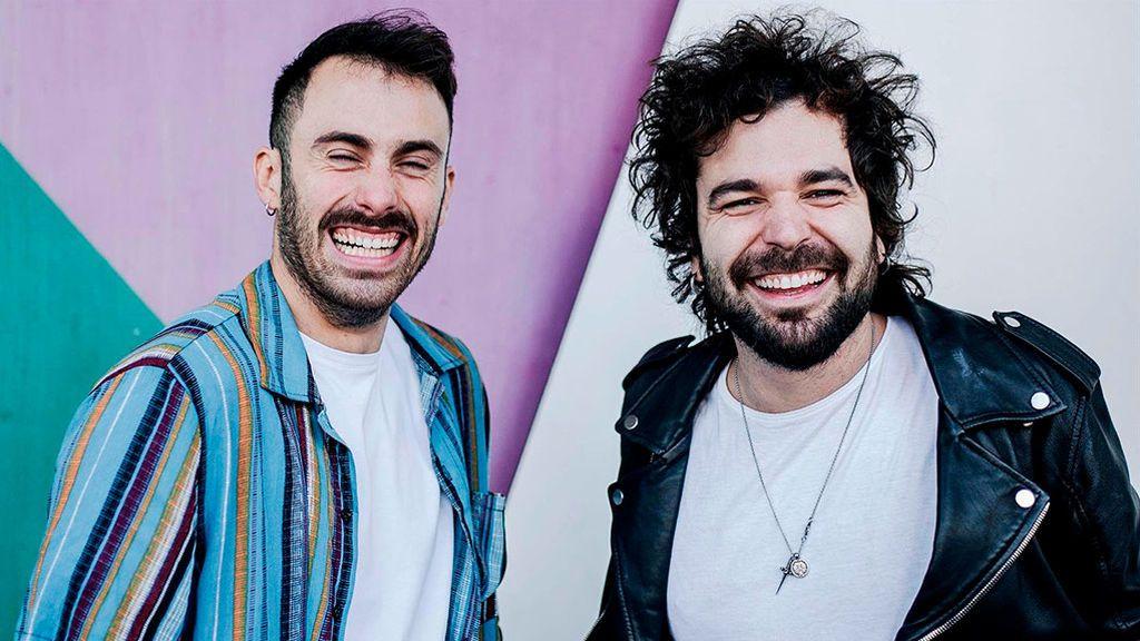 De youtube a llenar el Wizink Center: Quiénes son  'Arnau Grisu', el dúo español de moda