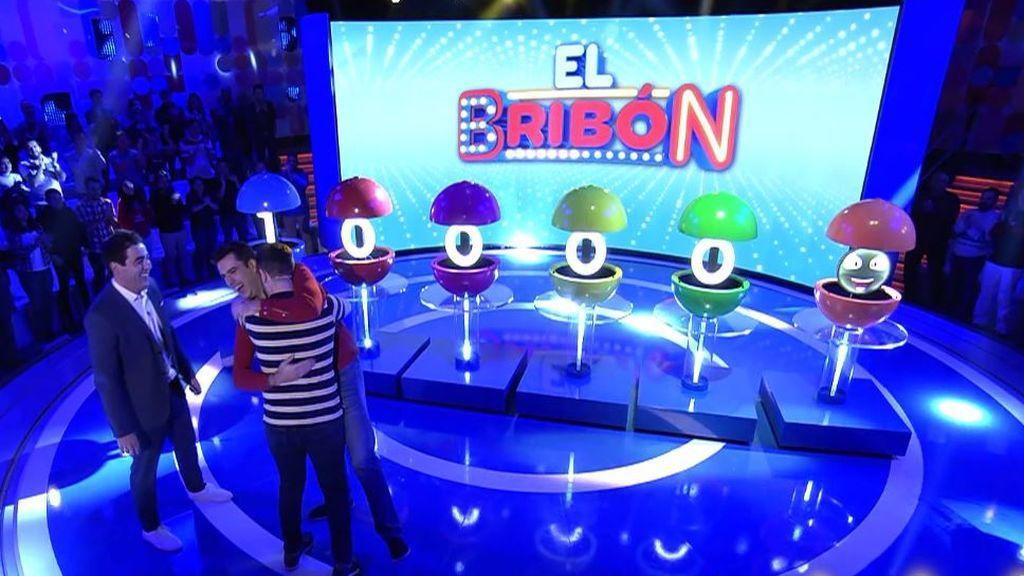 Antonio y Fernando ganan 10.000 euros tras enfrentarse ocho veces al bribón