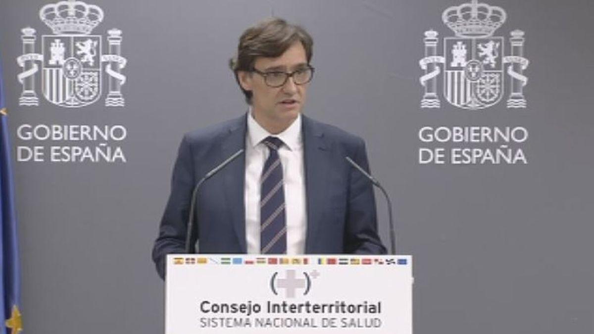 En directo: el Ministerio de Sanidad informa sobre el coronavirus