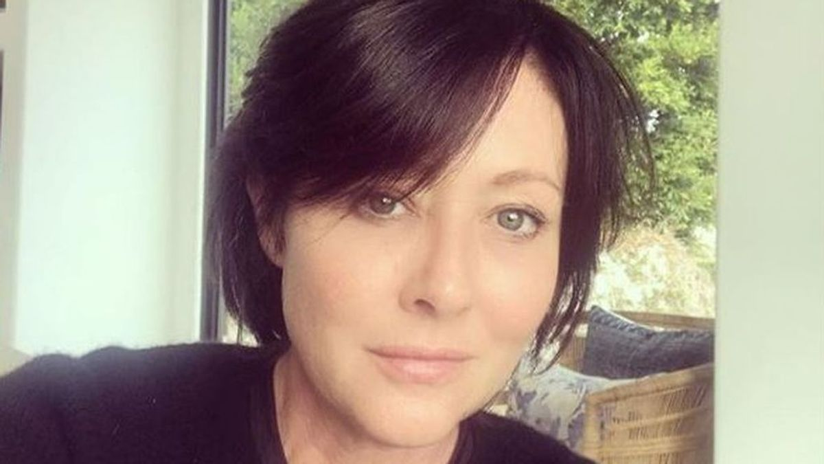La actriz Shannen Doherty revela que vuelve a tener cáncer de mama