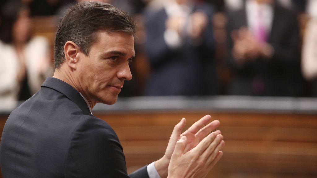 El Gobierno saca adelante la subida de pensiones sin ningún voto en contra