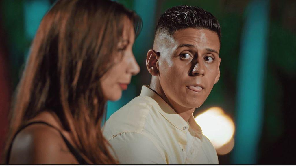 """Christofer abandona 'La isla de las tentaciones' tras su cara a cara con Fani: """"Eres mala"""""""