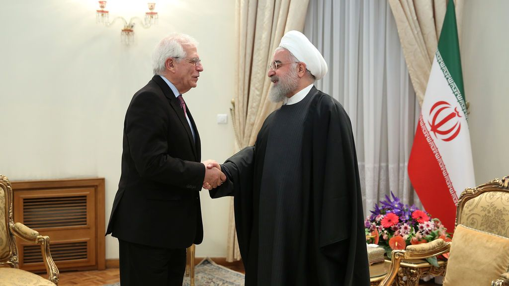 Borrell intenta mediar entre Teherán y Washington