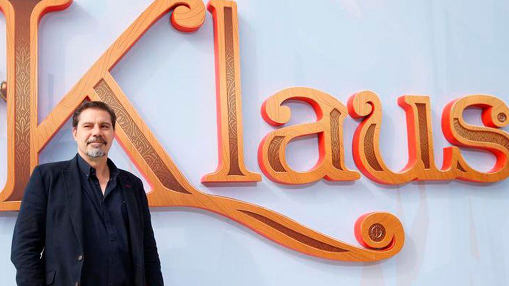 Hablamos con Sergio Pablos, candidato a un Oscar  por 'Klaus'