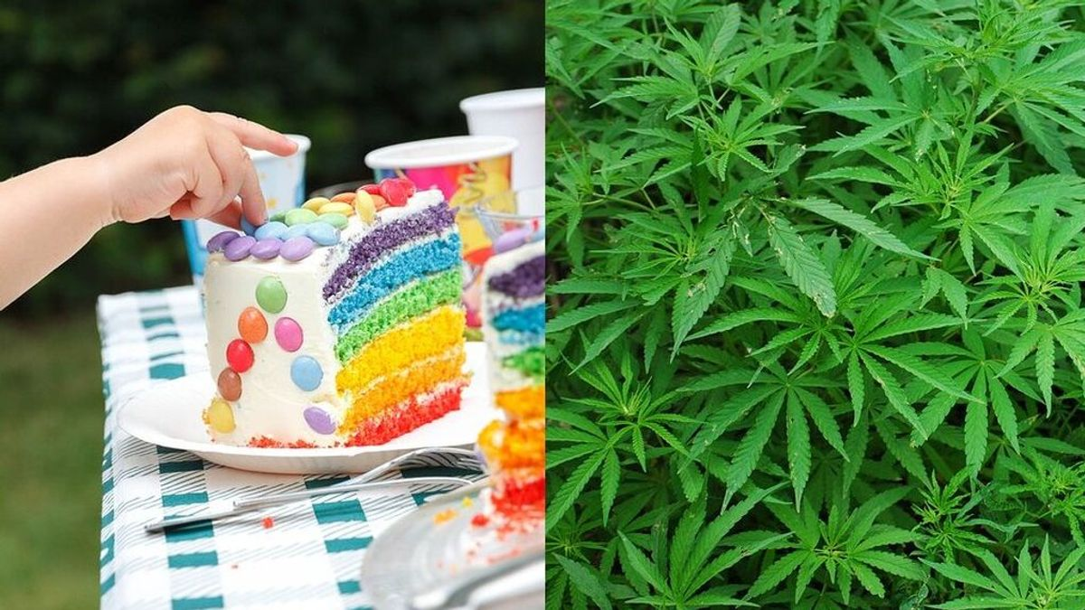 Varios niños intoxicados por ingerir un pastel de marihuana en una fiesta escolar