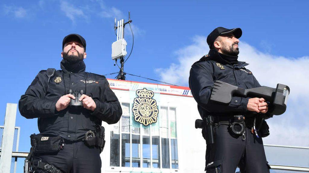 Analizan el rastro de los drones que ayer sobrevolaron la Comunidad de Madrid