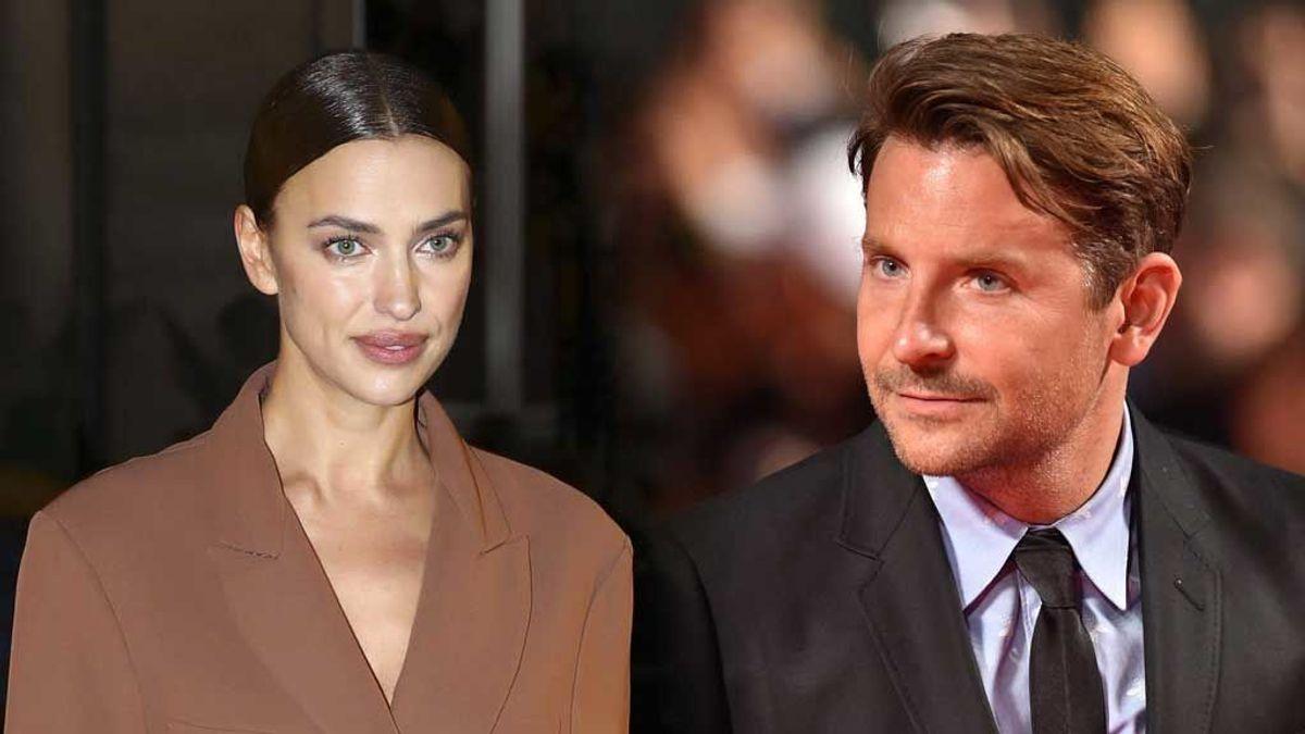 Primer reencuentro público tras su separación: Irina Shayk y Bradley Cooper posan juntos