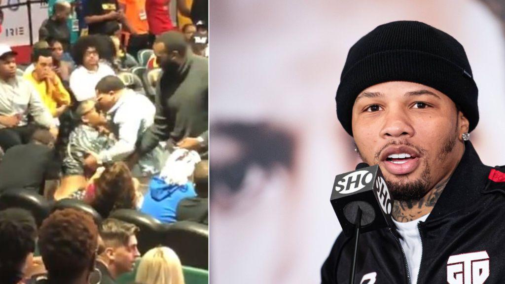 """Un campeón de boxeo estrangula a la madre de su hija en un partido benéfico: """"Nunca la golpeé, sí fui agresivo"""""""
