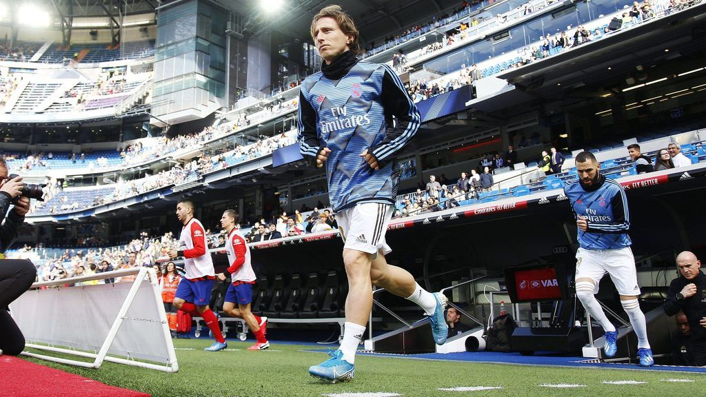 Modric tiene una oferta para salir ya del Real Madrid: le doblan su sueldo en el Inter de Miami