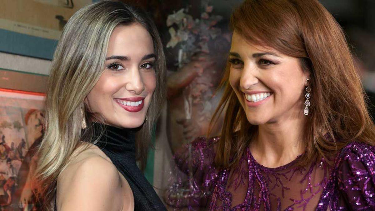 Distinta chaqueta y misma tendencia: María Pombo y Paula Echevarría confirman que el 'tweed' ha vuelto