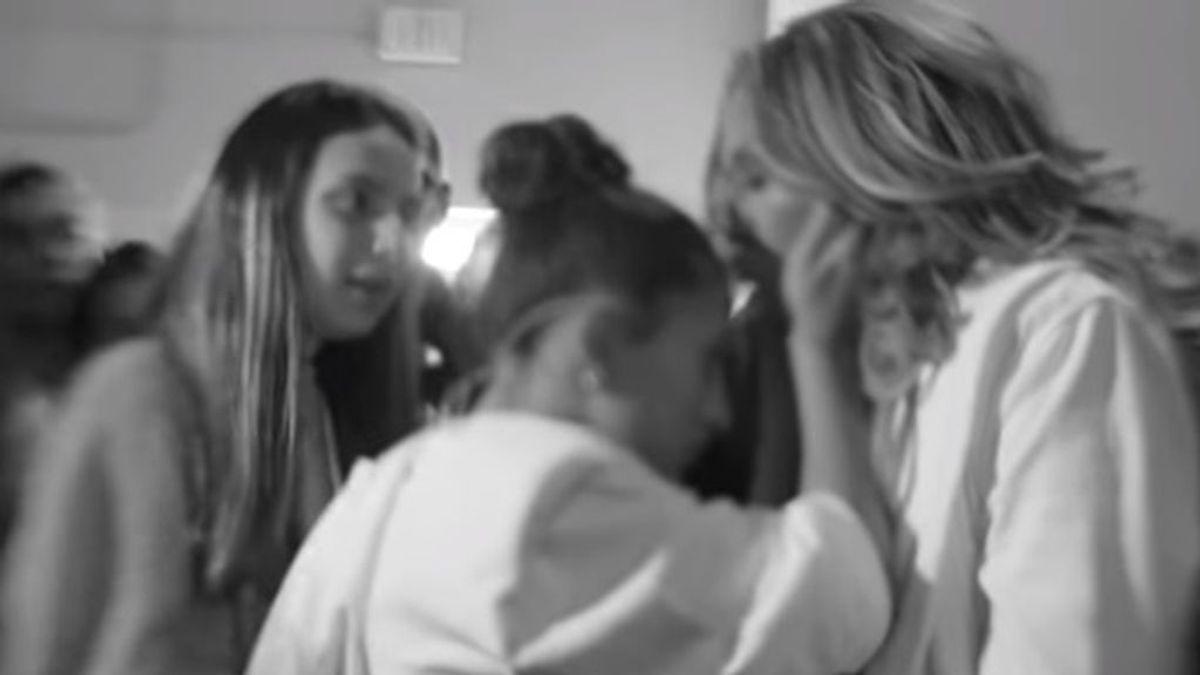 Jennifer López muestra un momento inédito con su hija Emme antes de actuar en la Super Bowl