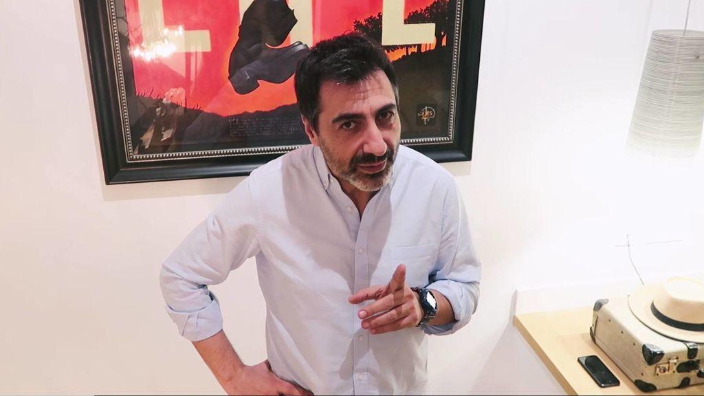 Juan del Val habla sobre las personas que chismorrean demasiado