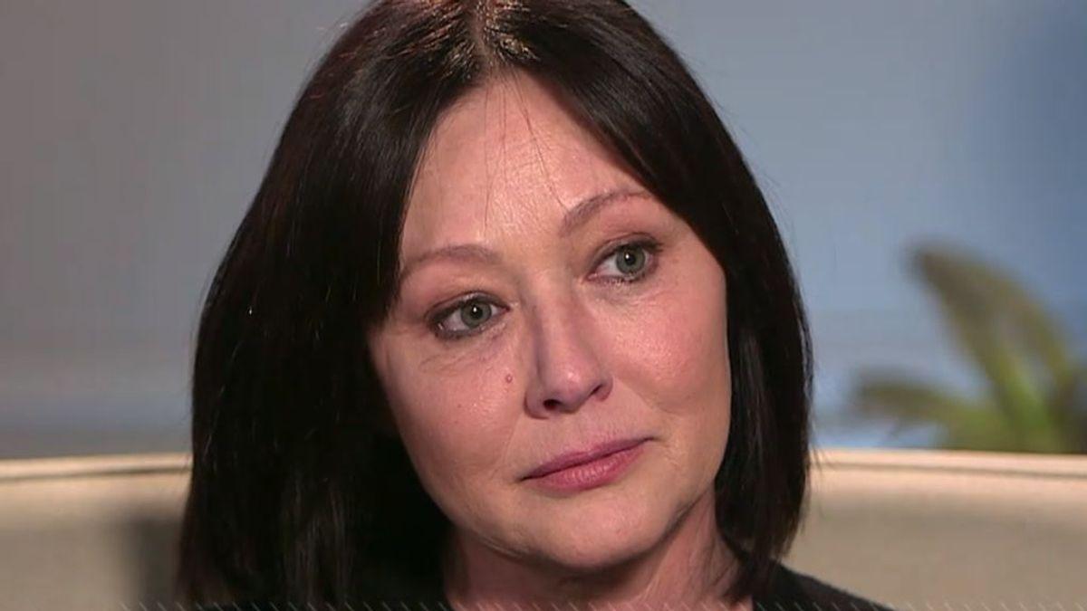 """Shannen Doherty confiesa que vuelve a tener cáncer, esta vez en fase 4: """"Estoy petrificada"""""""