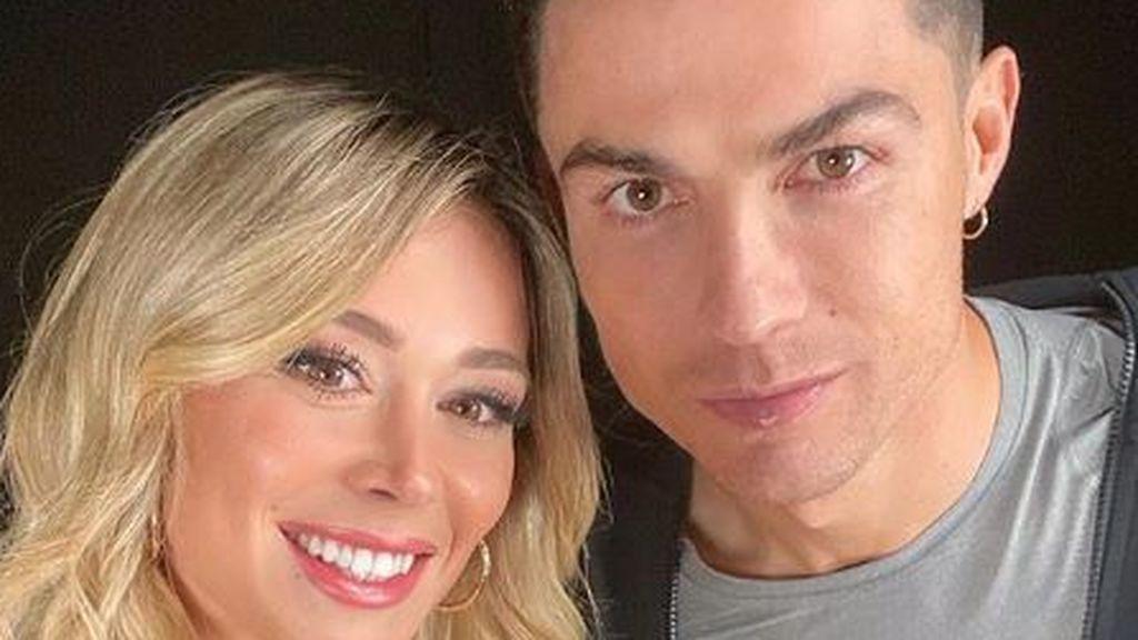 """La periodista Diletta Leotta rechaza cenar con Cristiano Ronaldo: """"Solo come pollo y ensalada"""""""