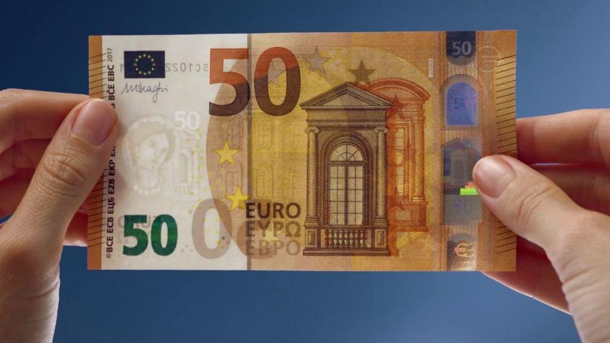Billete 50 euros