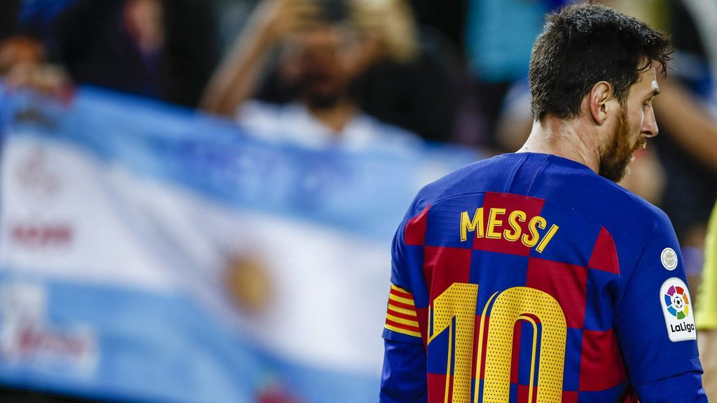 """Abidal, sobre el futuro de Messi: """"Queremos hacerle más feliz, pero la decisión la tiene él"""""""