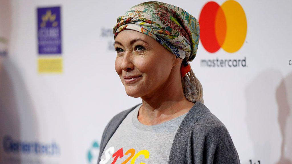 """Shannen Doherty y la recaída en el cáncer de mama: """"Estoy petrificada y bastante asustada"""""""