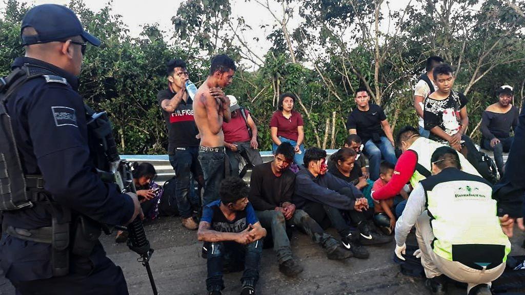 Un informe de Human Rights Watch afirma que los salvadoreños deportados de EE.UU. son asesinados y expuestos a abusos